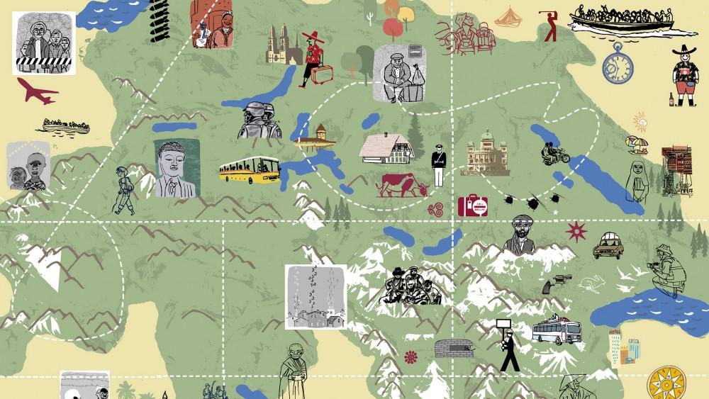 14 historias ilustradas de viajes sin ficción